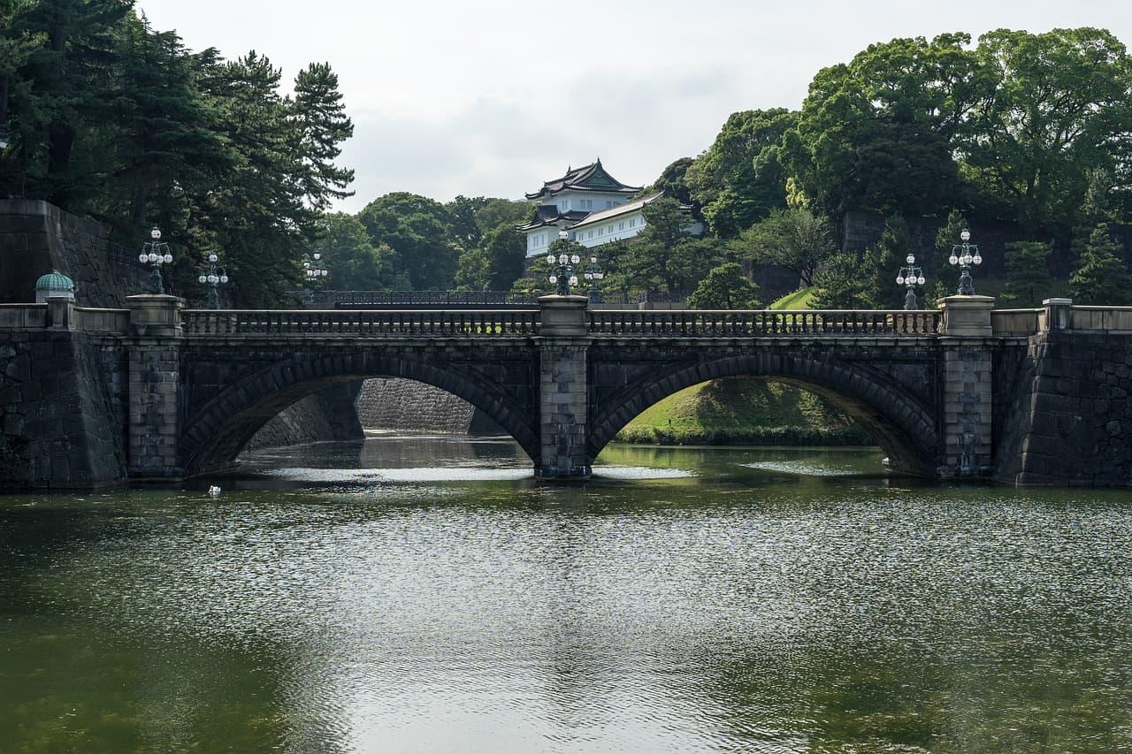 Keiserlicher Palast Tokio