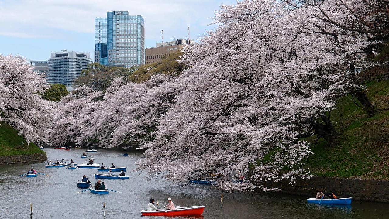 Naturparks in Tokio