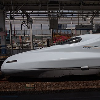 Shinkansen in Japan