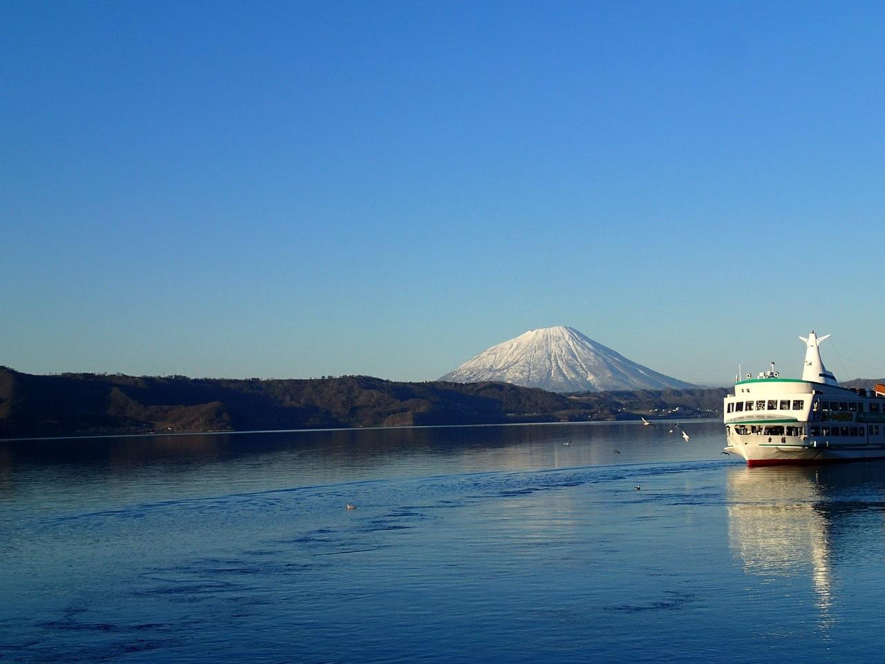 Insel Hokkaido Japan