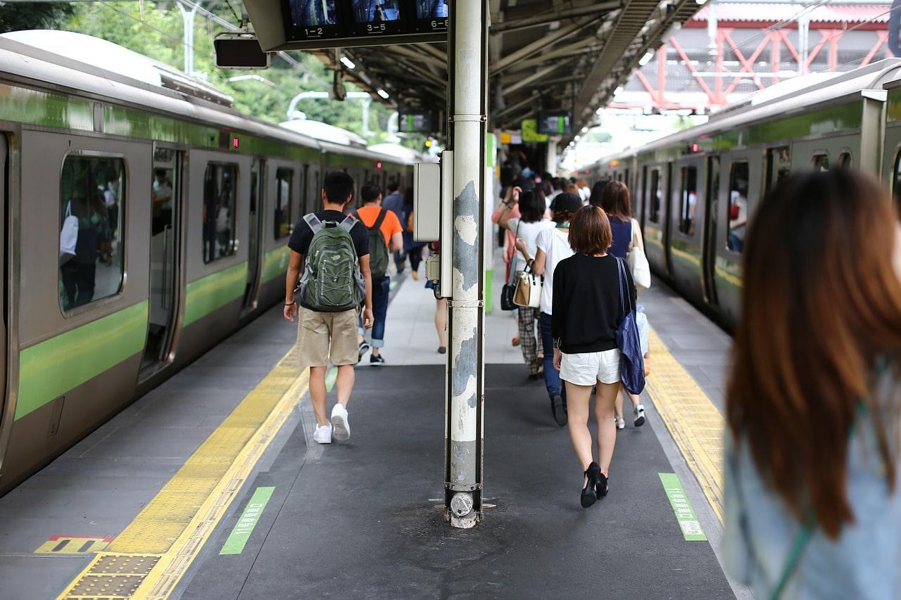 Mit dem Rucksack Herumreisen im Japan