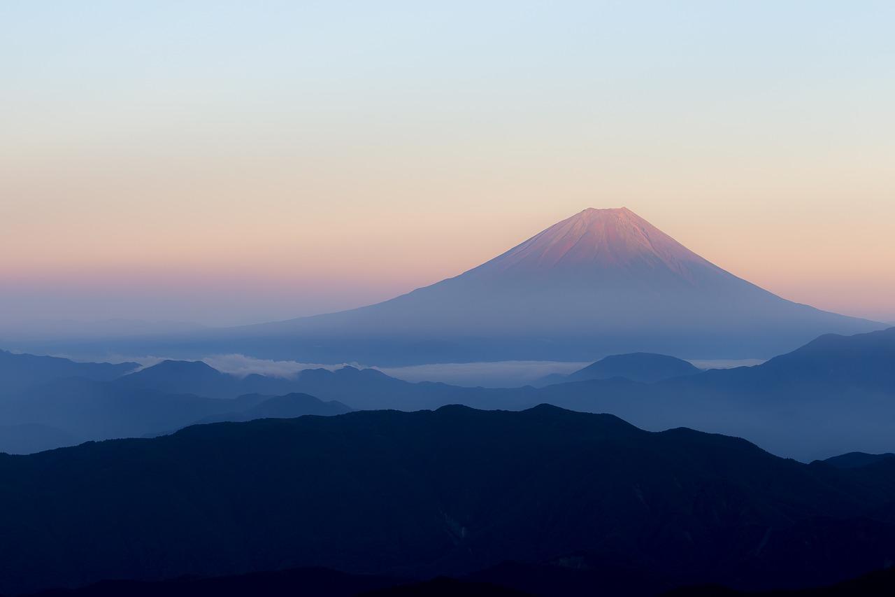 Natur von Honshu