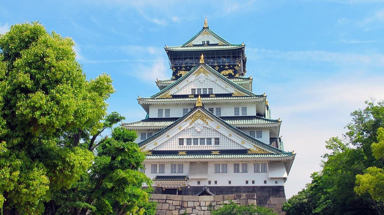 Osaka Nishinomaru Schloss