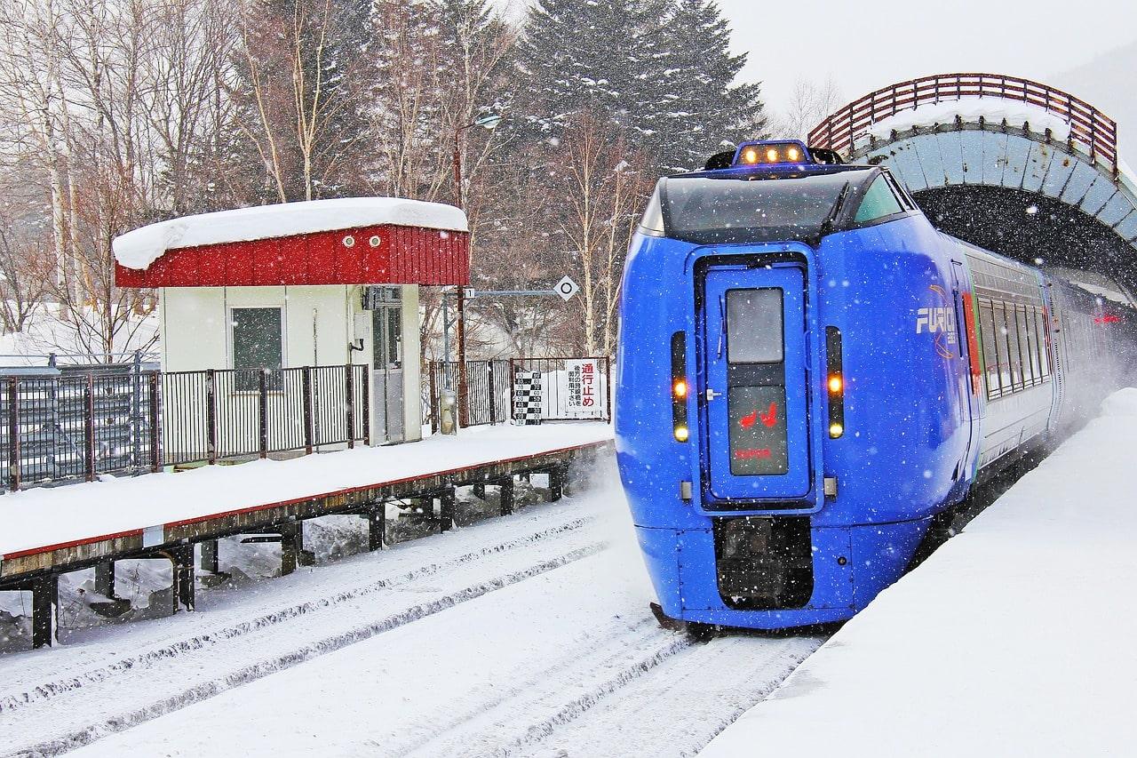 Reise nach Hokkaido shinkansen