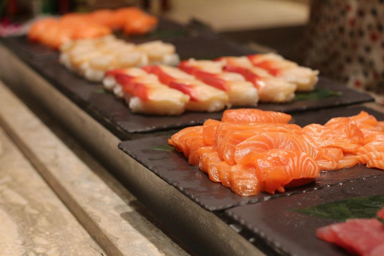 Sashimi machen