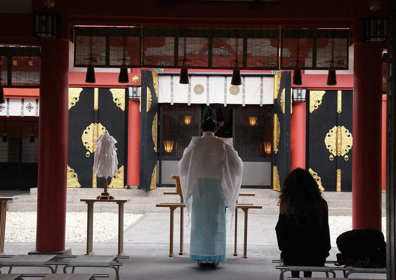 Tempel Naha Okinawa