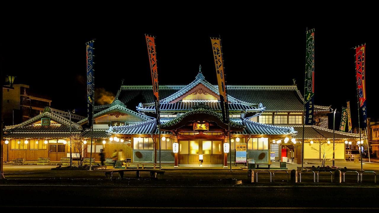Ausgehen in Kumamoto