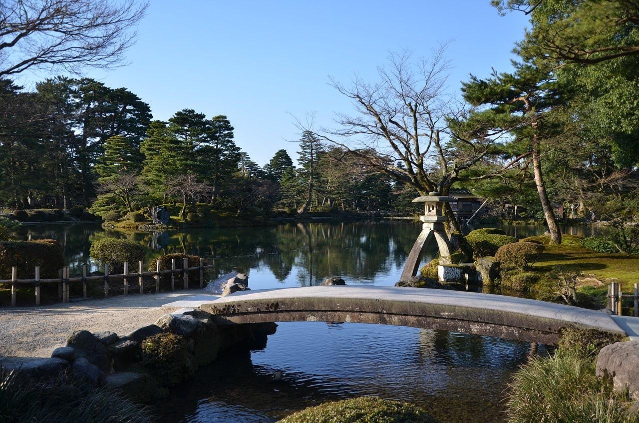 Kenrokuen Garten